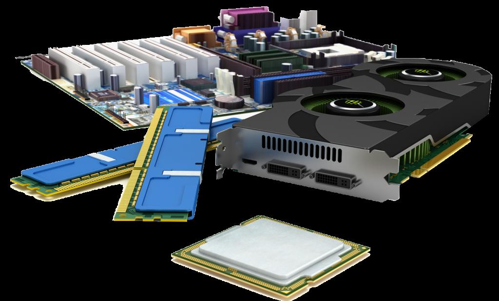 Computer Parts Upgrade