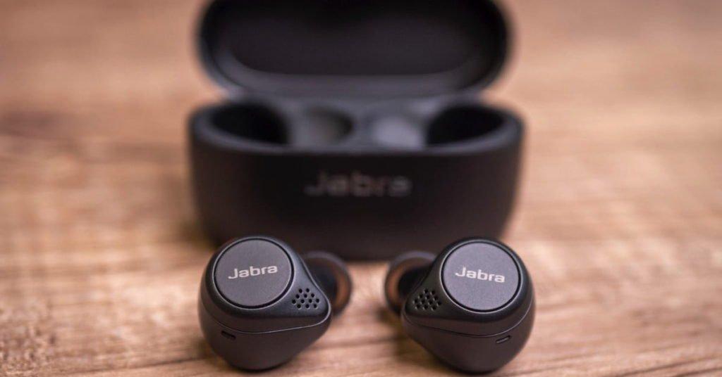 Jabra Elite 75 True Wireless Headphone
