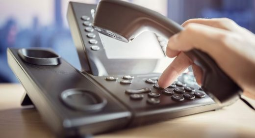 using telephone systems